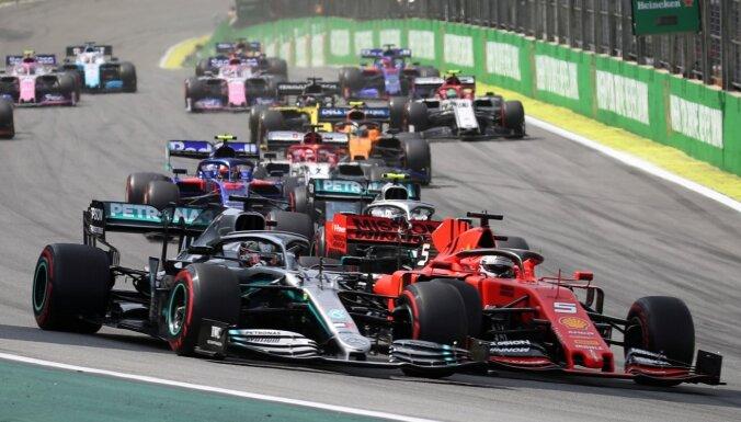 Skaties visas Formula 1 sacensības ekskluzīvi tikai 'Viaplay'