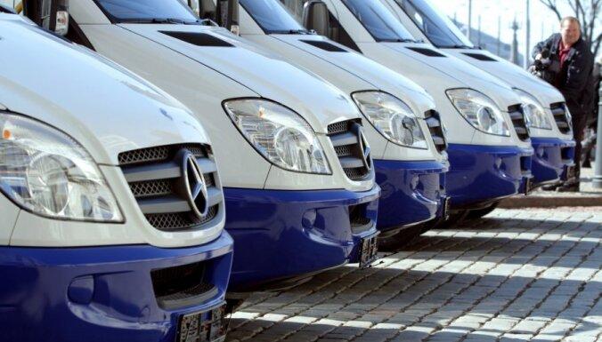 Nekā personīga: договор о перевозках в микроавтобусах приведет к потерям в 6-7 млн. евро