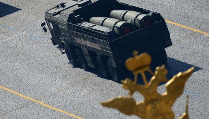 "РФ подтвердила переброску ""Искандера"" в Калининград; американский спутник-шпион ловили ""на живца"""