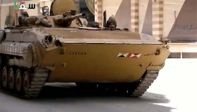 'Brīvā Sīrijas armija': Brahimi misija cietīs neveiksmi