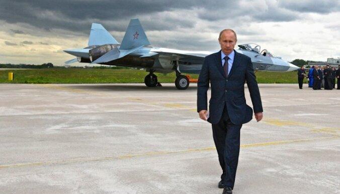 """""""Без Путина нет России"""": россиянам дали понять, что альтернативы нет"""