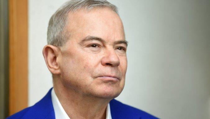 Адвокат Лембергса попросил освободить мэра Вентспилса по состоянию здоровья