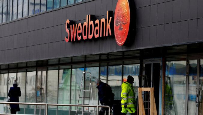 Может ли Swedbank прекратить бизнес в странах Балтии? Эту тему обсуждают в Литве