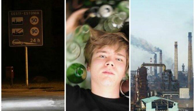 16 февраля. Эстонцы массово закупаются в Латвии, латвийцы все больше пьют, шведы посылают войска на Готланд из-за России