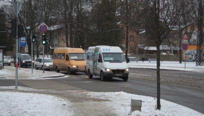 Ушаков: Рига ни сантима не заплатит за перевозки на маршрутках