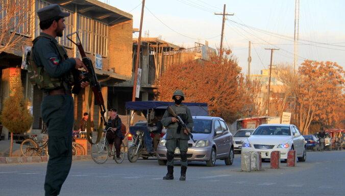 Talibi draud atsākt uzbrukumus, ja ārvalstu spēki nepametīs Afganistānu līdz 1. maijam