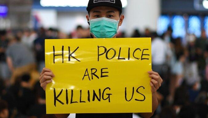 Разведка США: Китай стягивает войска к Гонконгу