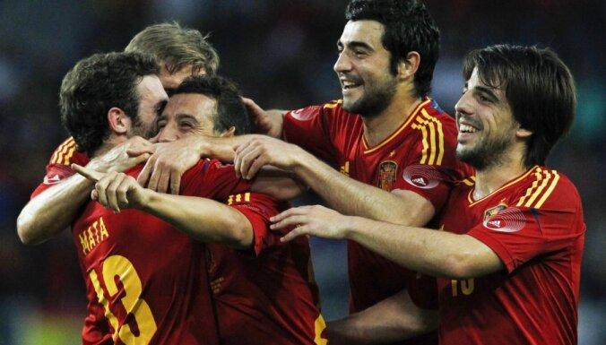 Испания обыграла Китай, Мексика одолела Бразилию