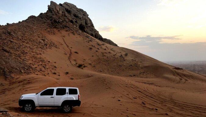 ОАЭ: поисковики нашли в горах туристок из Латвии и Беларуси, ливанец погиб