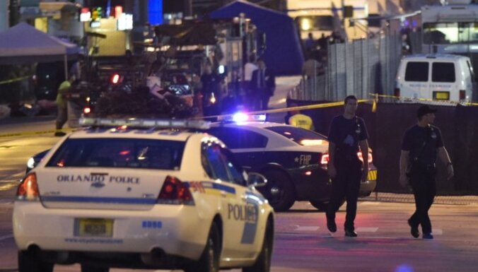 Полиция проверяет комментарий латвийца, поддержавшего бойню в гей-клубе в Орландо