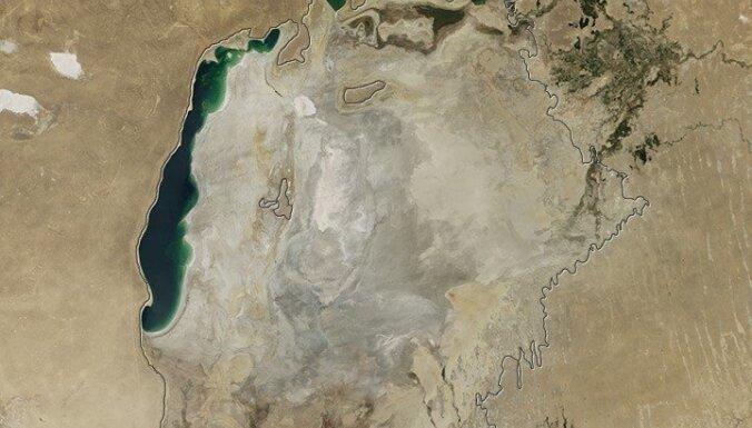На спасение Аральского моря выделили $3 млрд.