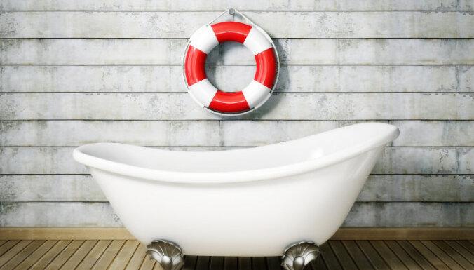 8 идей, как зрительно увеличить маленькую ванную комнату