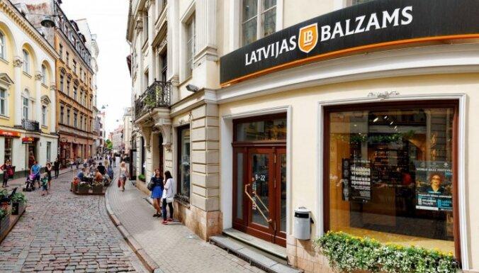 'Latvijas balzama' veikalu īpašnieks 2018. gadā samazinājis zaudējumus