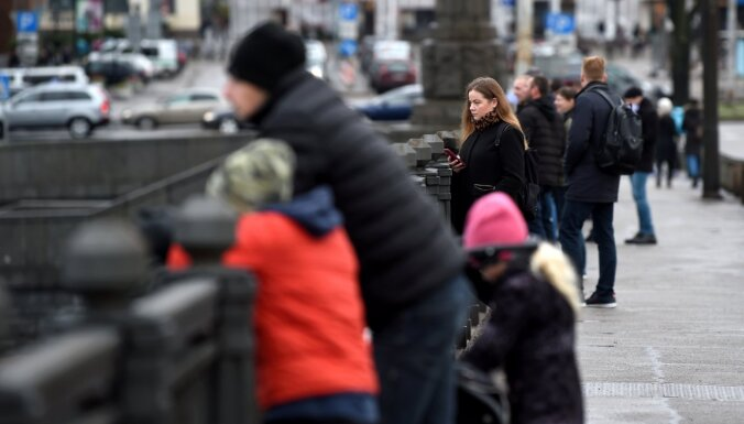 Trešdien atkārtots 18. novembra Latvijas siltuma rekords