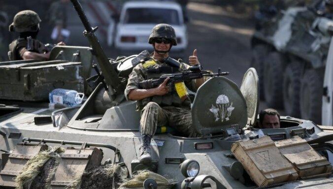 Plāno veidot kopīgu Ukrainas – Polijas – Lietuvas kaujas brigādi
