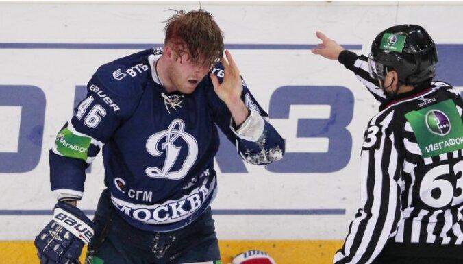 КХЛ дисквалифицировала Артюхина на три матча