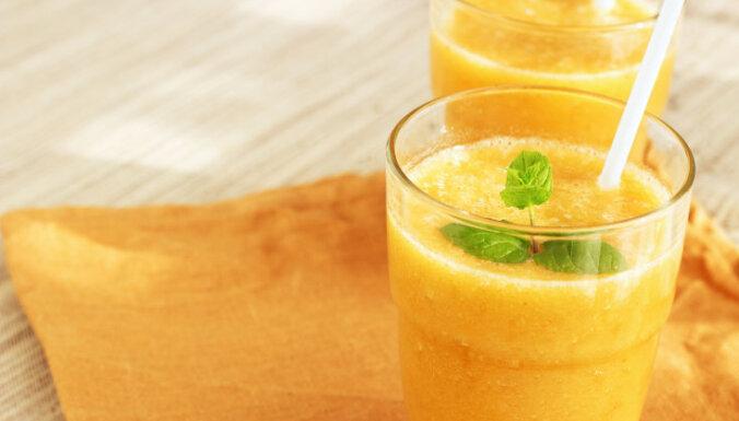 Апельсиновый физ