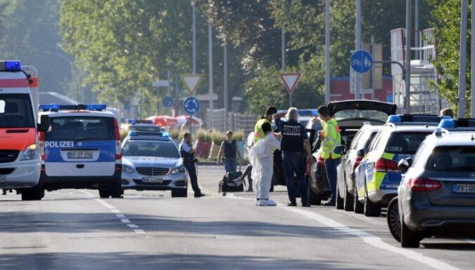 Naktsklubā Vācijā izcēlusies apšaude; vismaz divi bojā gājušie