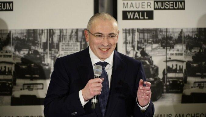 Ходорковский прояснил свои дальнейшие цели
