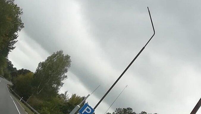 Aculiecinieka foto: Skrīveros piepeši pazudis fotoradars