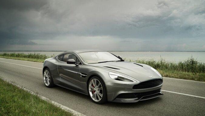 Aston Martin продают за $800 миллионов