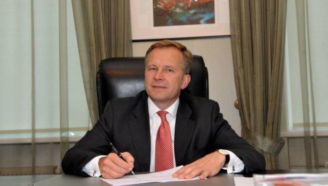Римшевич: экономика Латвии вырастет на 4%