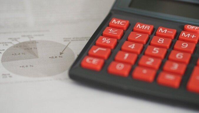 Valdības budžeta deficīts šogad varētu pieaugt līdz 9,4%