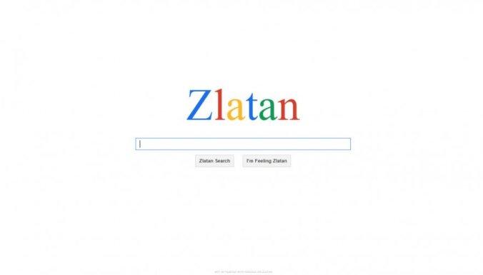 В честь Златана Ибрагимовича назвали поисковую систему