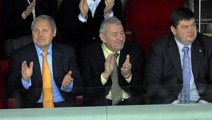 """Савицкис заверил: деньги у рижского """"Динамо"""" появятся в самое ближайшее время"""