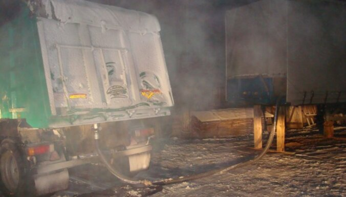 Из нефтепровода Полоцк-Вентспилс похитили 36 тонн топлива