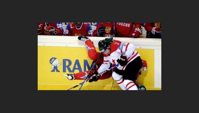 Сборная России по хоккею назвала запасных
