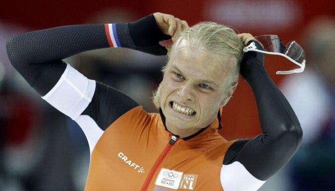 Koen Verweij of the Netherlands