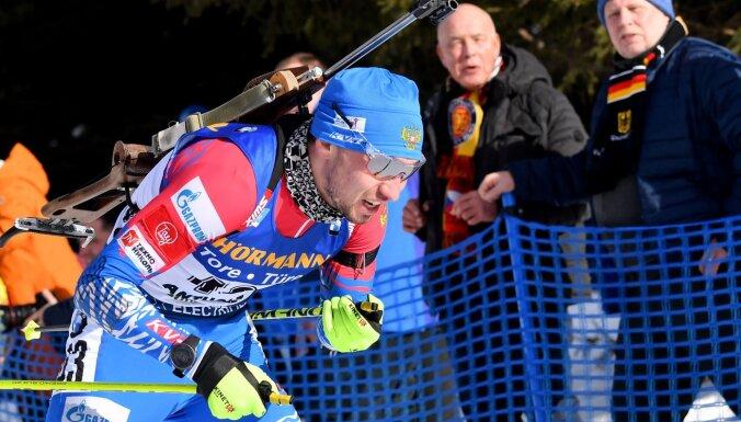 Логинов принес России бронзу на чемпионате мира по биатлону