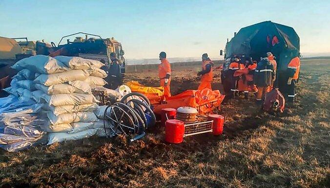 """""""Норникель"""" обвиняют в сокрытии сброса опасных отходов в тундру"""