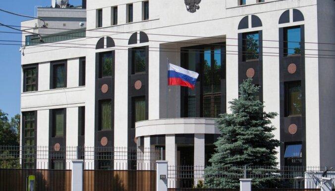 Krievija izraidījusi piecus Moldovas diplomātus
