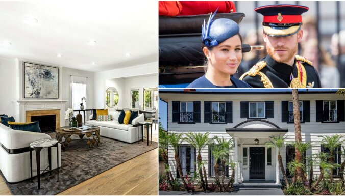 ФОТО: Роскошный дом, в котором Меган Маркл жила до свадьбы с принцем, выставлен на продажу
