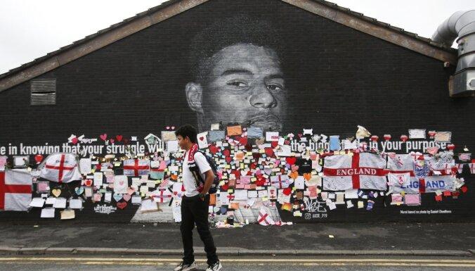 Rešfords atbild rasistiskajiem kritiķiem: neatvainošos par to, kas es esmu