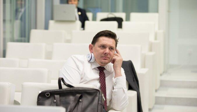 Депутат Сейма Кайминьш официально стал обвиняемым