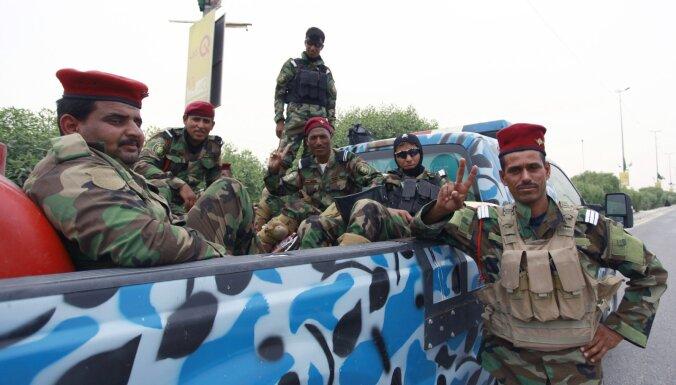 Hormuzu jāsargā Līča valstīm, ASV lūgumu piedalīties noraida Irāka