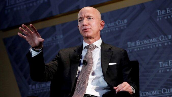 Состояние богатейшего человека мира снова превысило $200 млрд