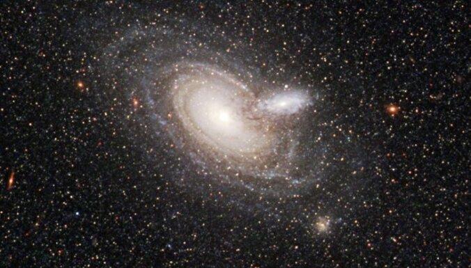 Найдены недостающие 50 процентов видимого вещества во Вселенной