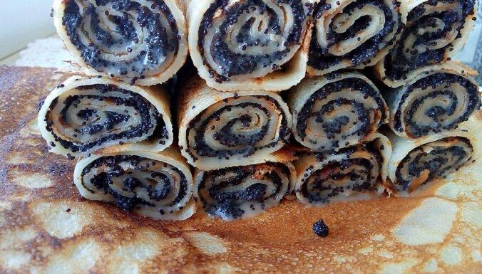 Kā pareizi sagatavot magoņu masu maizīšu, strūdeles vai kliņģera pildījumam
