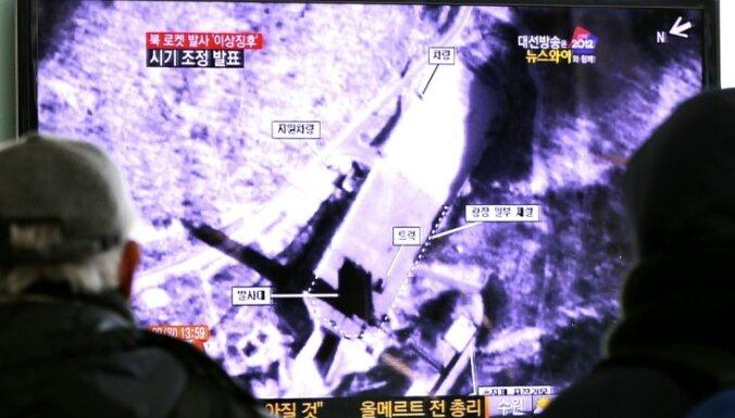 Северная Корея запустит ракету до 29 декабря