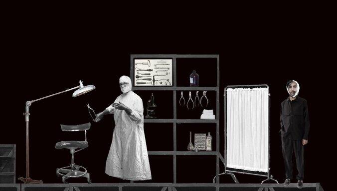 Daugavpils teātrī pirmizrādi piedzīvos bilingvālā izrāde 'Daktera Čehova laboratorija'