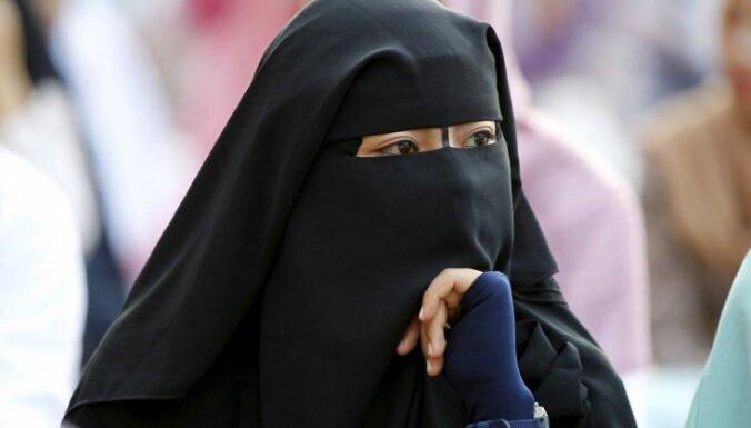 Минюст предлагает запретить носить в публичных местах закрывающую лицо одежду
