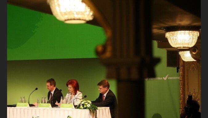 'Vienotība' nevienojas ar TB/LNNK un 'Visu Latvijai!'