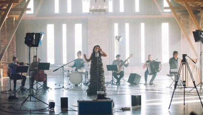 Sāksies Jāņa Lūsēna un dziedātājas Inetas Rudzītes koncerti 'Manā varā'