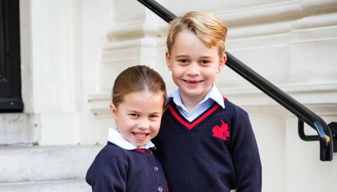 Britu karaliskie ķipari apbur oficiālā kopbildē