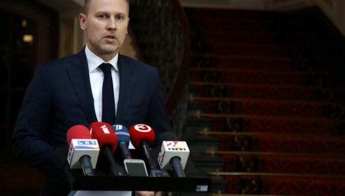 Гобземс собирается формировать правительство из шести правоцентристских партий