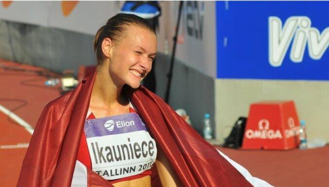 Septiņcīņniece Ikauniece izcīna bronzas medaļu Eiropas junioru čempionātā